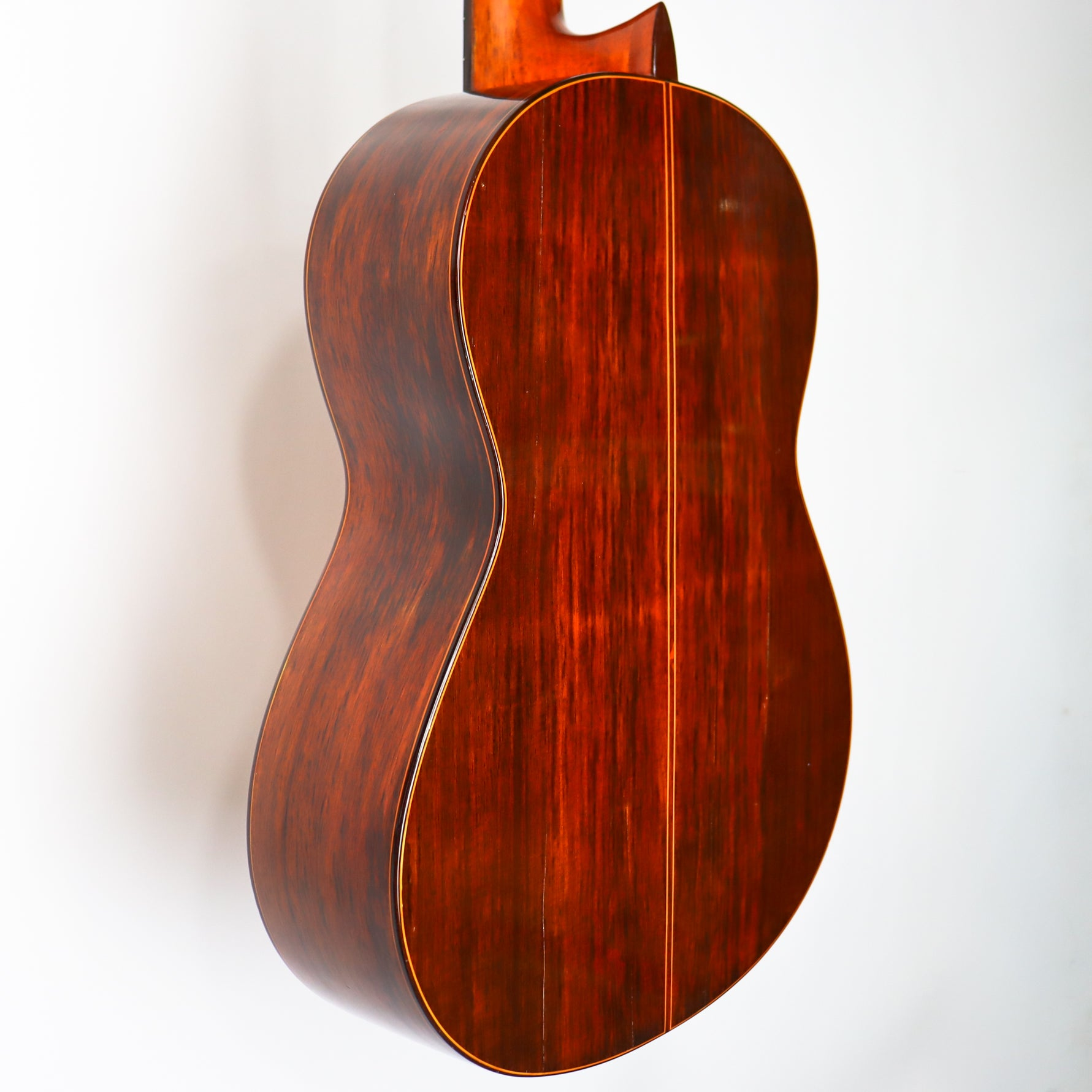Ramirez 1974 1A Classical, Solid Brazilian Rosewood Back w/HSC