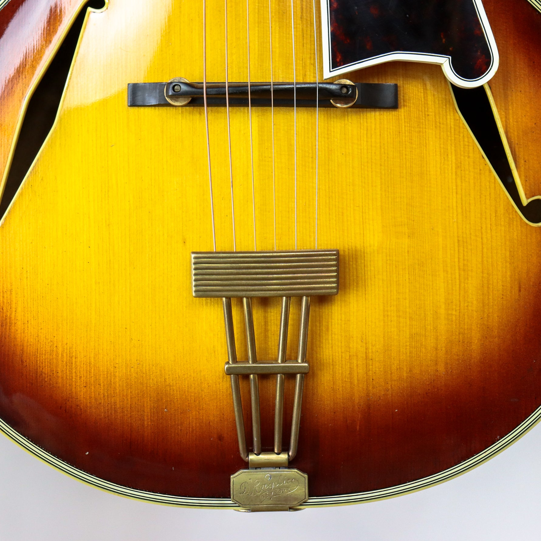 "D'Angelico 1936 Excel 17"" SN# 1189 with Hardshell Case"