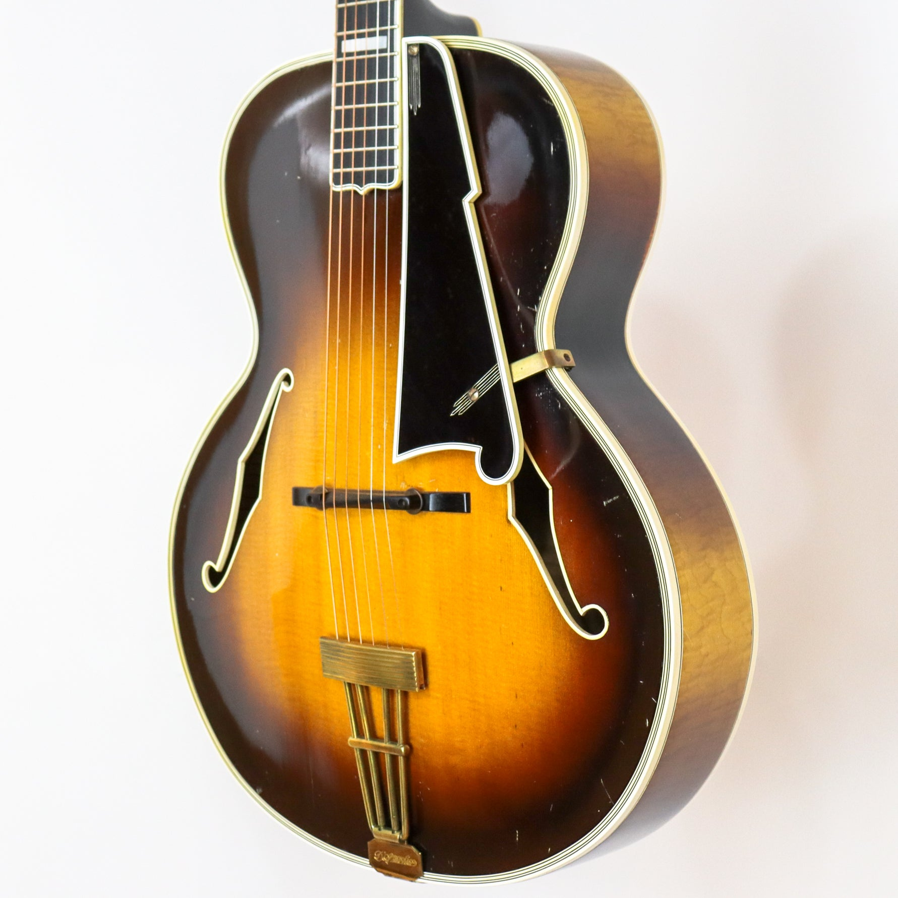 D'Angelico 1939 Excel SN #1446 with Hardshell Case