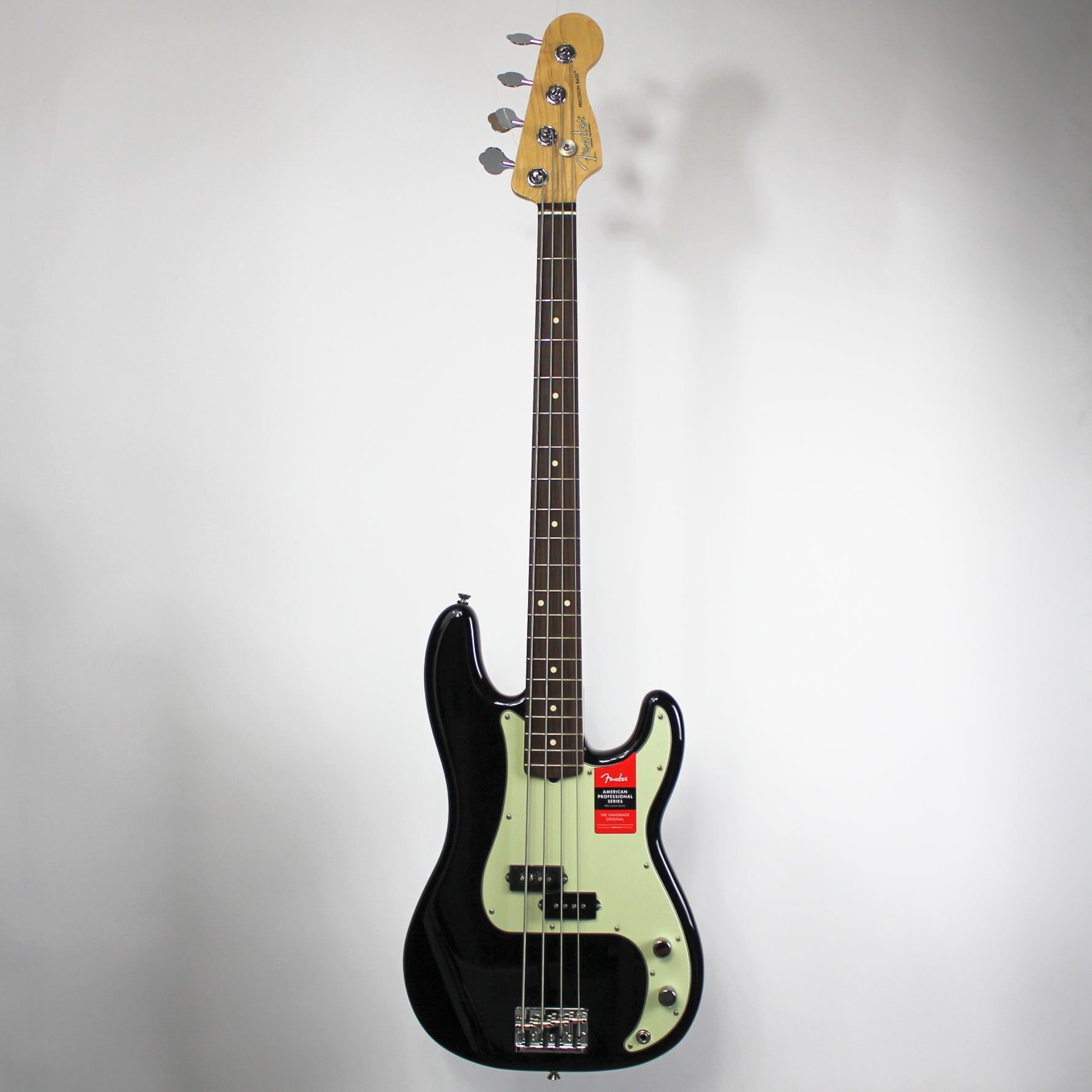 Fender American Professional Precision Bass Black