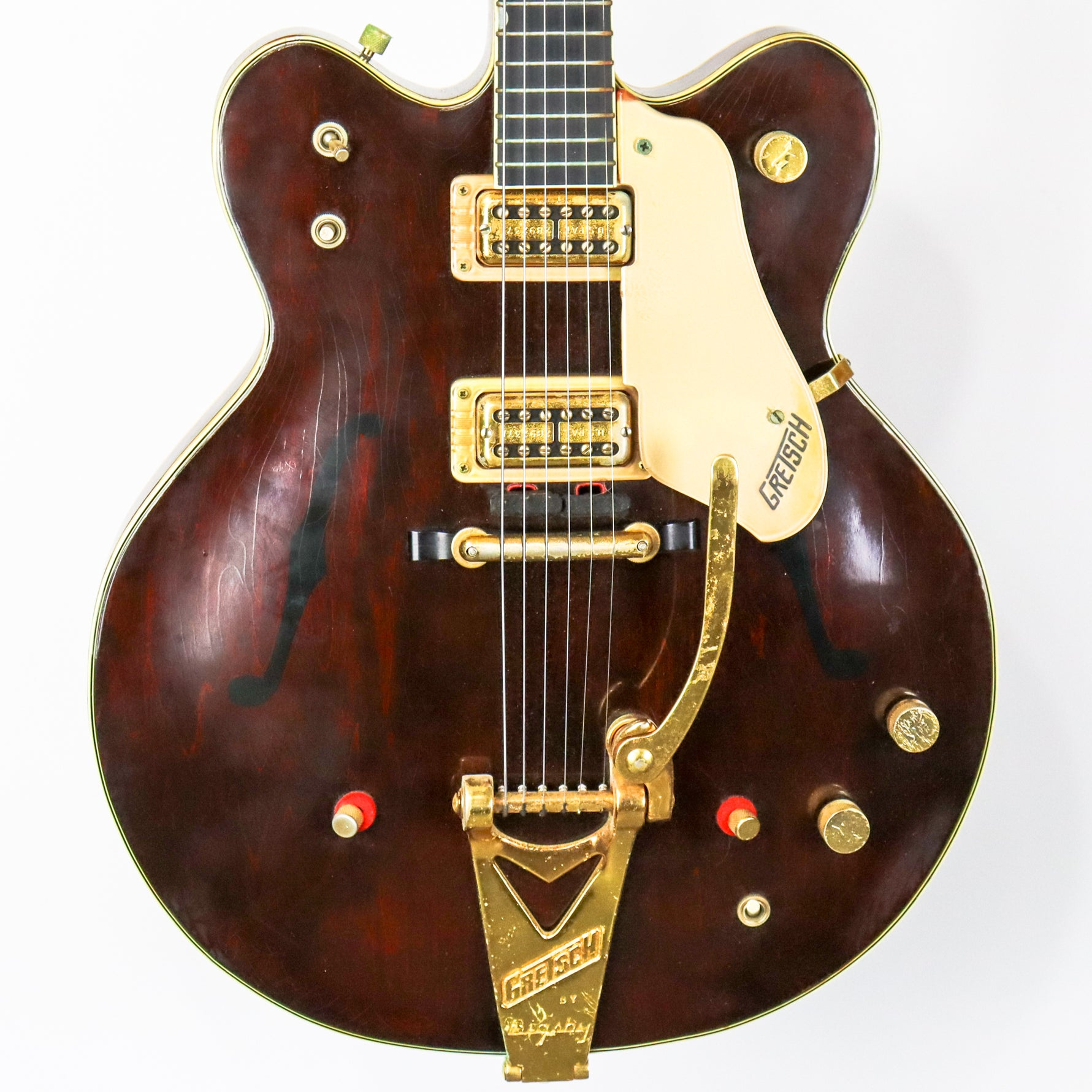 Gretsch 1963 Chet Atkins Country Gentleman Mahogany
