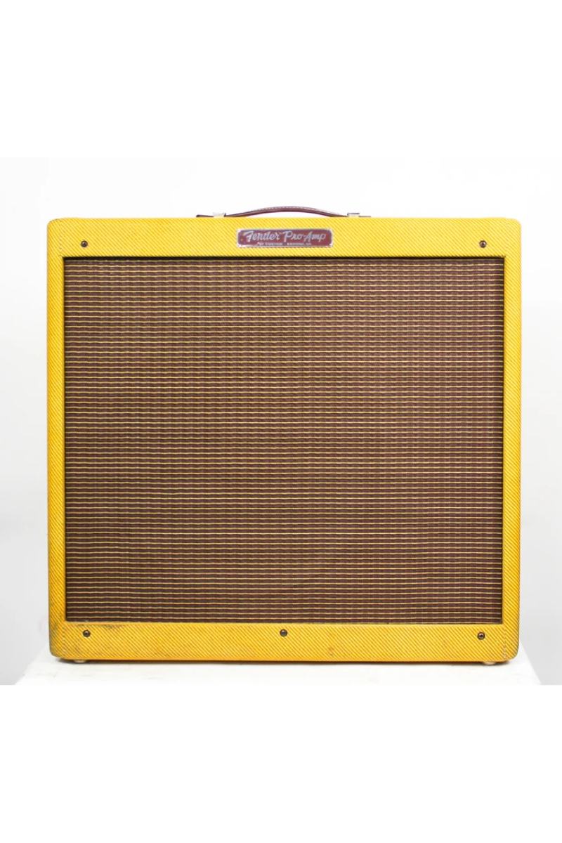 "Fender '57 Custom Pro-Amp 2-Channel 26-Watt 1x15"" Guitar Combo"