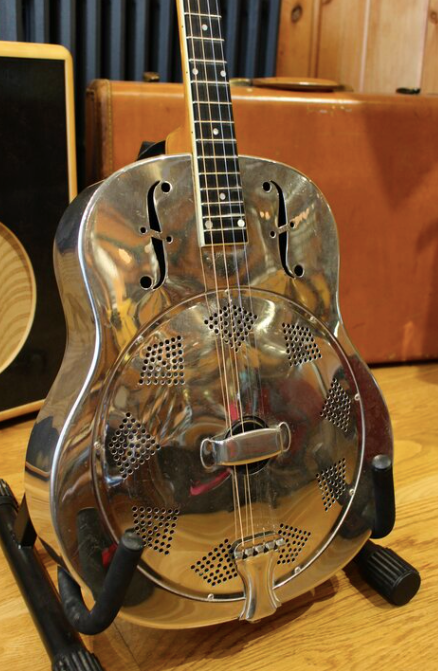 National 1920s Style O Tenor Resonator