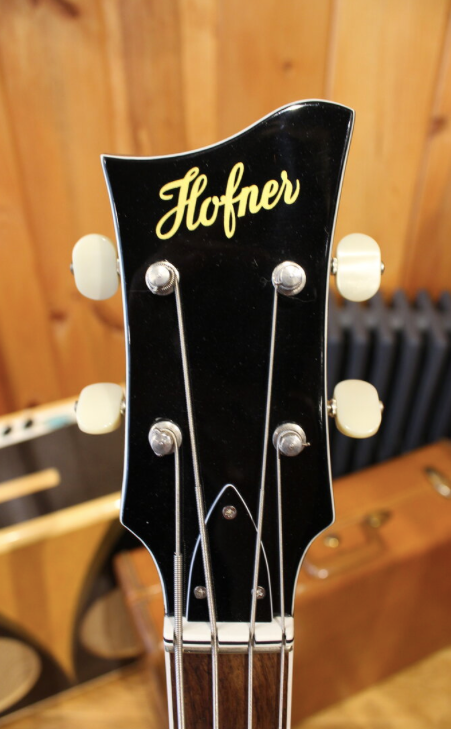 Hofner 1962 H500/15 Reissue Semi-Hollow Bass
