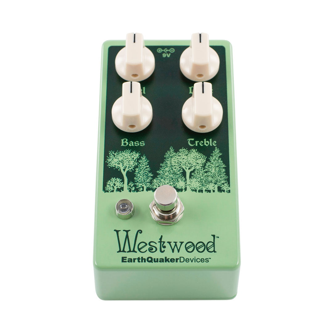 Earthquaker Devices Westwood Translucent Drive