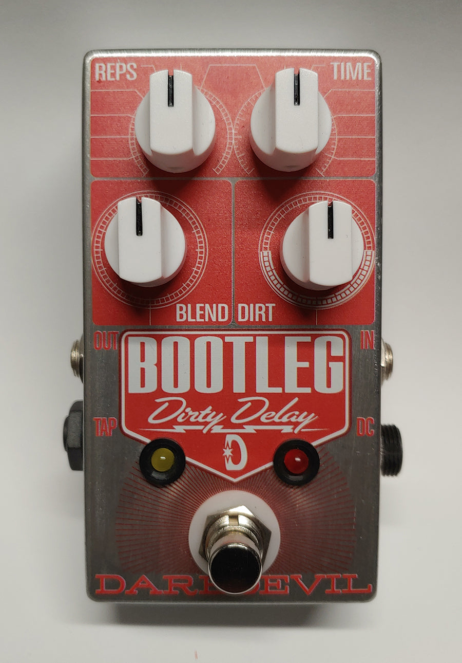 Daredevil Bootleg Dirty Delay