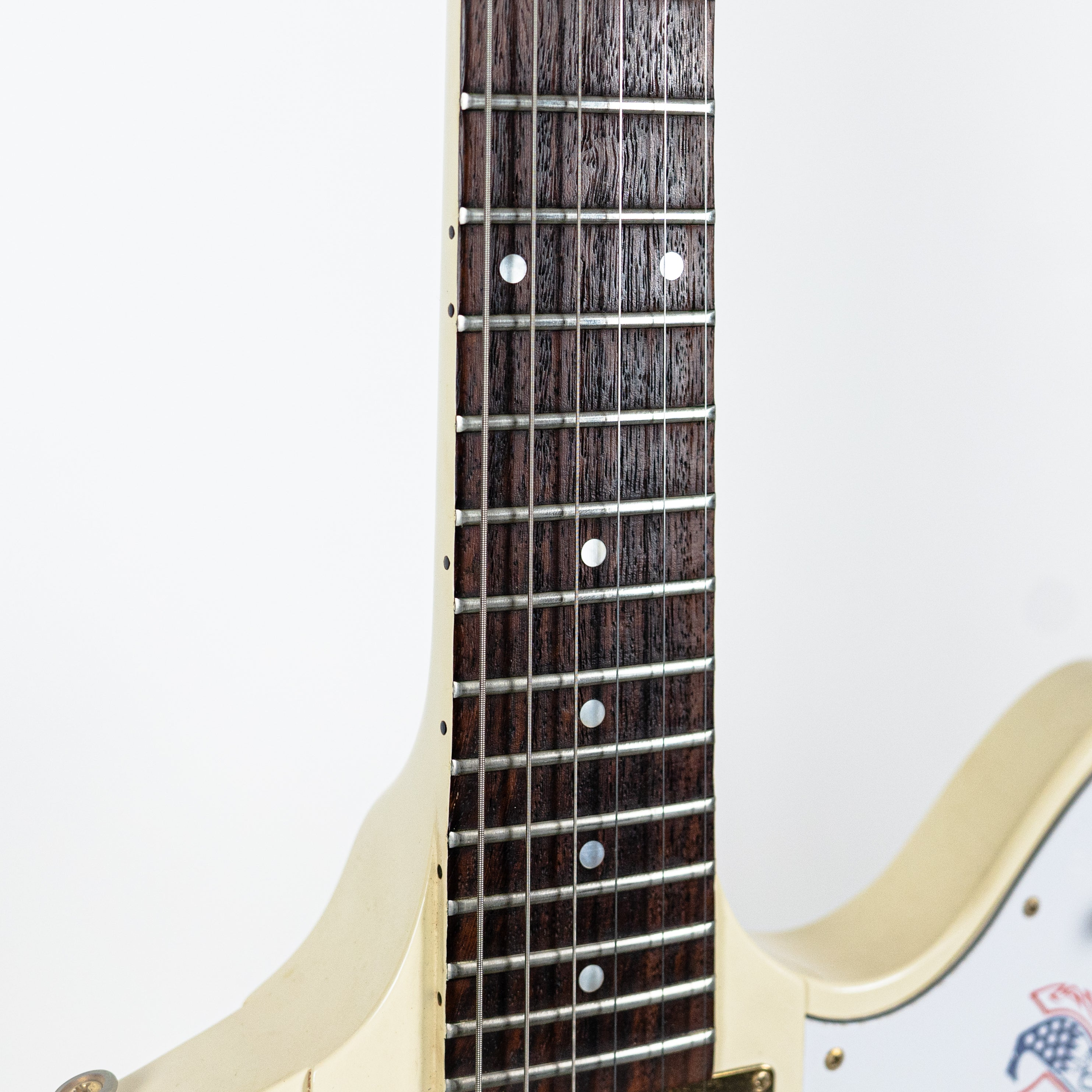 Gibson 1976/77 Firebird White
