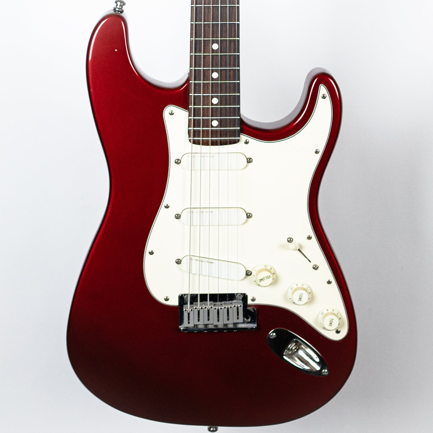 Fender 1990s Strat Plus Candy Apple Red