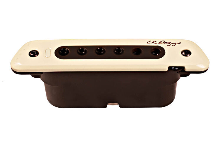 LR Baggs M80 Magnetic soundhole pickup with Active/Passive switch and volume control