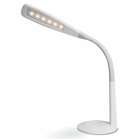 PURElite Touch LED Desk Lamp - 4 colour settings from Warm to Cool