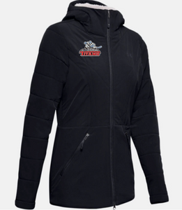 Women's Under Armour Quilted Full Zip