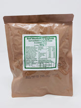 Load image into Gallery viewer, British Army ORP Main Meal pouches