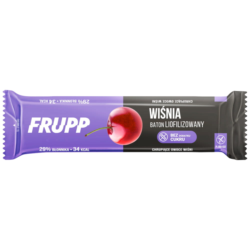FRUPP Cherry - Lyophilised fruit bar