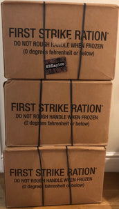 FSR First Strike US Army 24h MRE ration