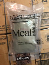 Load image into Gallery viewer, USA HALAL MRE Military Meal-Ready-to-Eat ration
