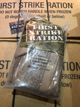 Load image into Gallery viewer, FSR First Strike US Army 24h MRE ration