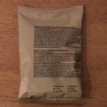 Load image into Gallery viewer, British Army ORP Ration Tropical mix