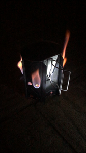 FlexiStove portable collapsible cooking stove