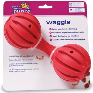 Chiot Busy Buddy™ Waggle™