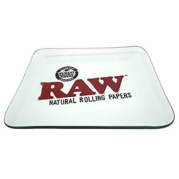 RAW Rolling Glass Tray