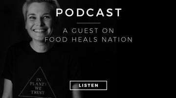 Guest spot on Food Heals Nation Podcast