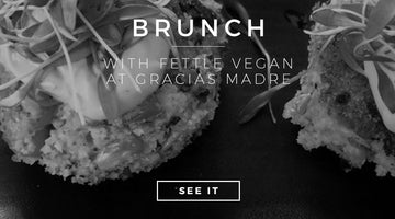 Brunch with Fettle Vegan