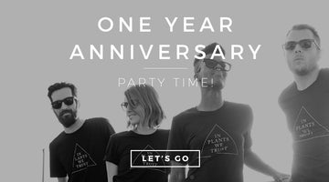 1-Year Anniversary Party