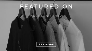 Featured on Raven & Crow