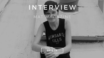 Interview with MAT Magazine