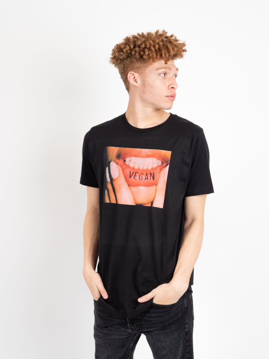 Read My Lips Unisex (Black)