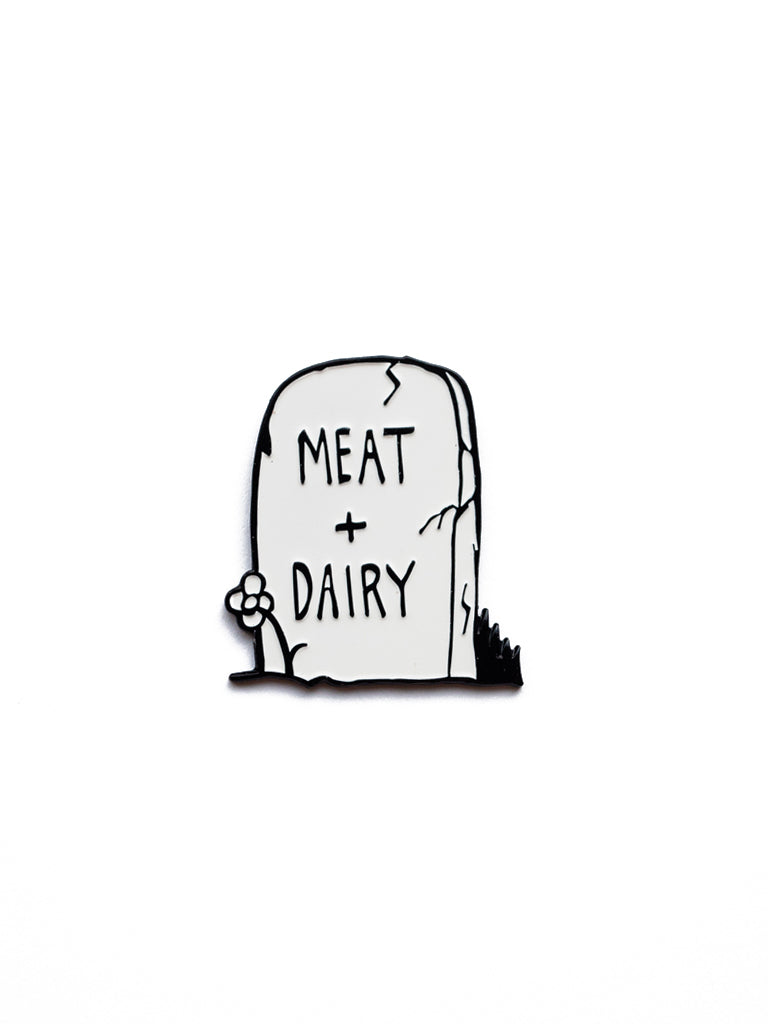 MEAT+DAIRY Tombstone Diner Mug