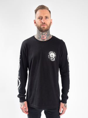 Eat Plants or Die Unisex Long Sleeve
