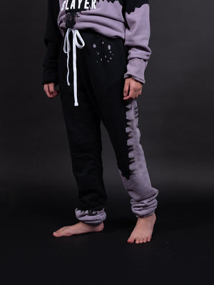 Custom Dyed Sweatpants for Petite or Kids