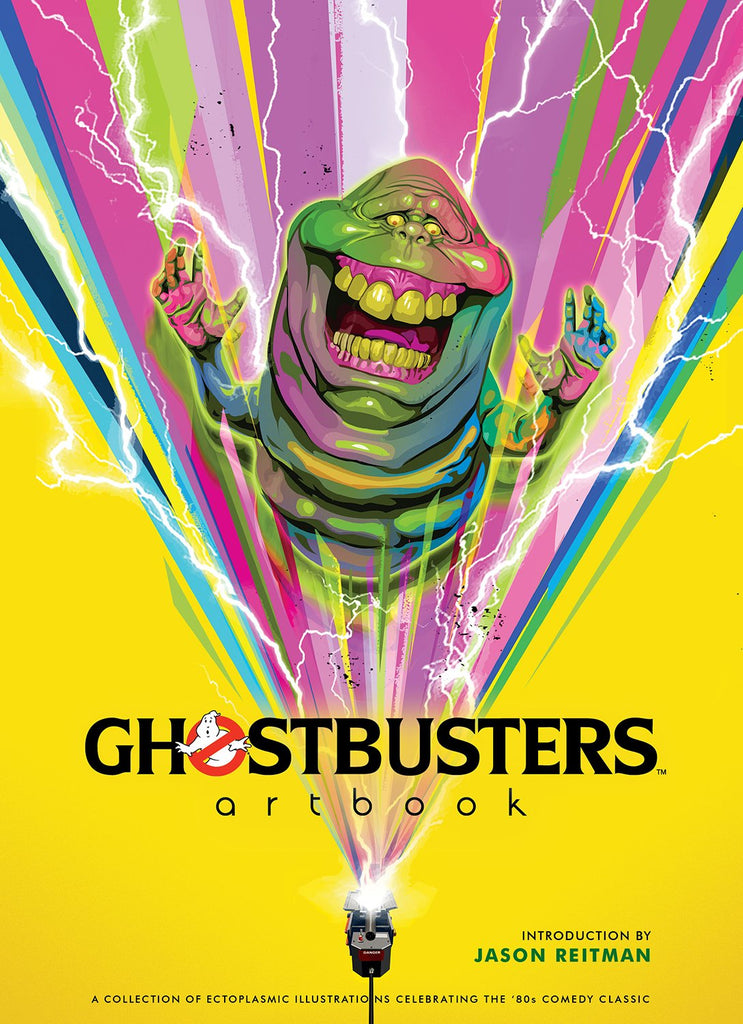 Ghostbusters Art Book