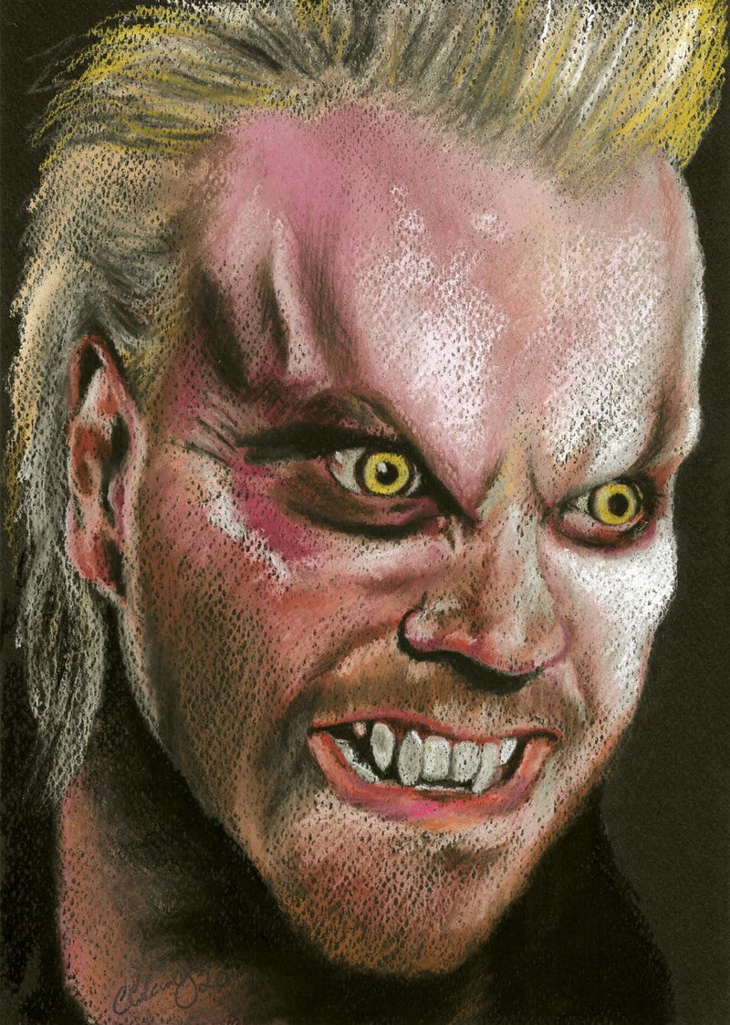 DAVID - THE LOST BOYS -  Art Print