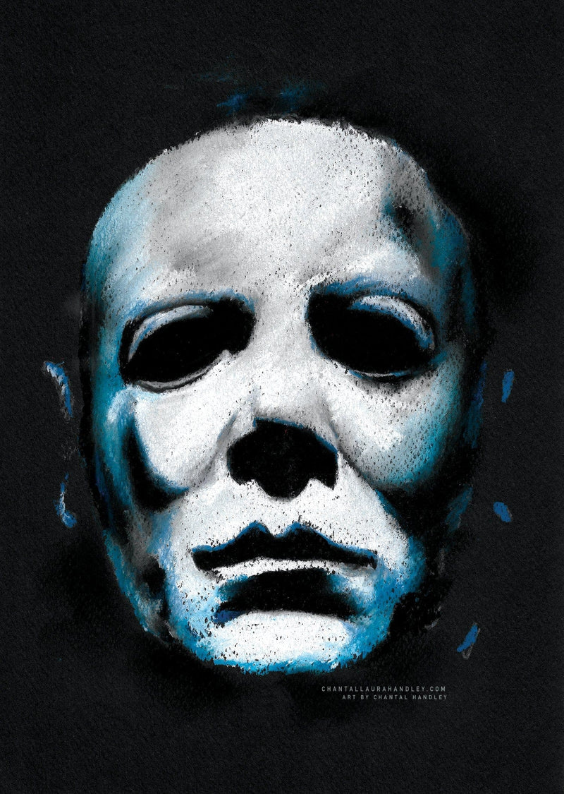 HALLOWEEN - MICHAEL MYERS - Art Print