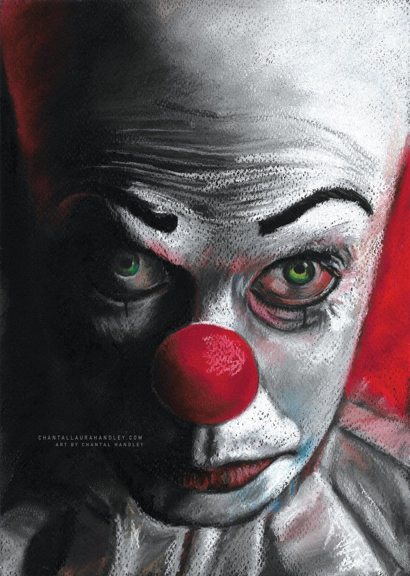 PENNYWISE - IT - Art Print