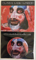 HOUSE of 1000 CORPSES - Captain Spaulding - ChantalLauraHandley