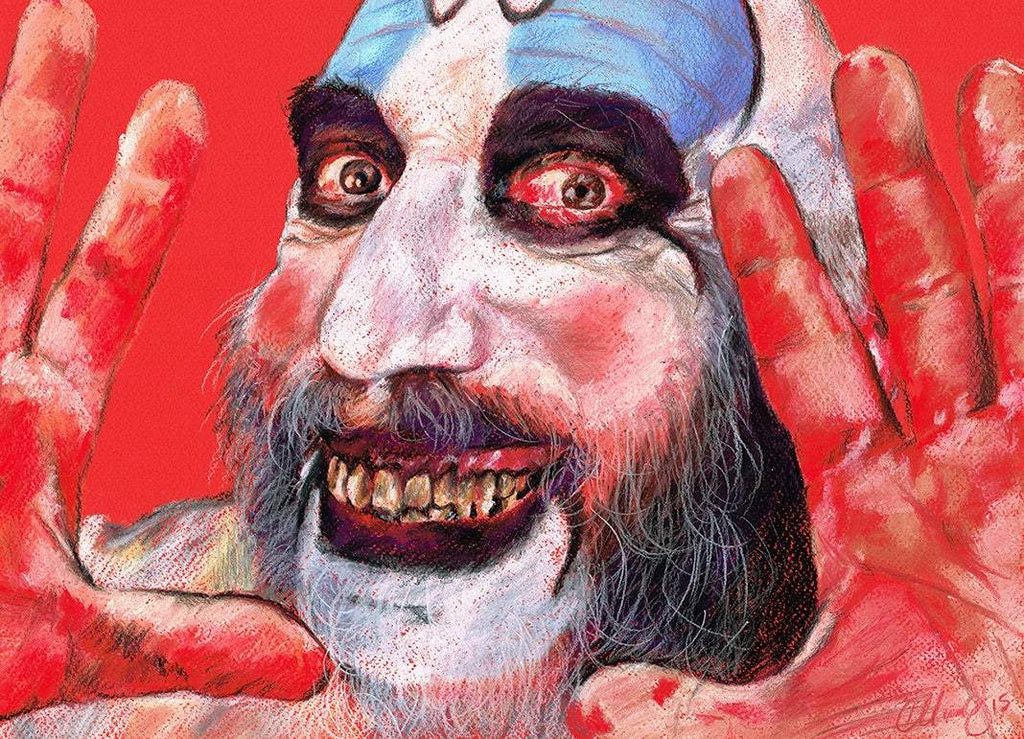 HOUSE of 1000 CORPSES - Captain Spaulding HORROR PACK ChantalLauraHandley