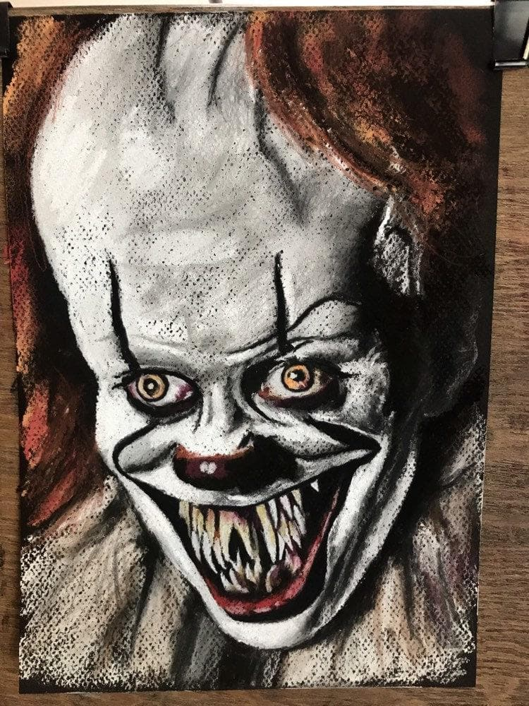 IT MOVIE - Pennywise the Clown - ChantalLauraHandley