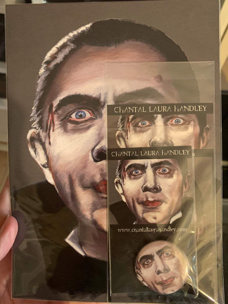 MARK of the VAMPIRE - Bela Lugosi Horror Pack - ChantalLauraHandley