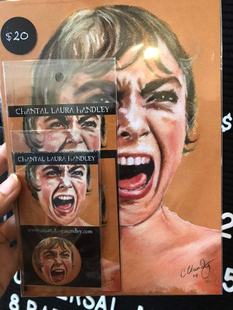 PSYCHO - Janet Leigh Pack HORROR PACK ChantalLauraHandley