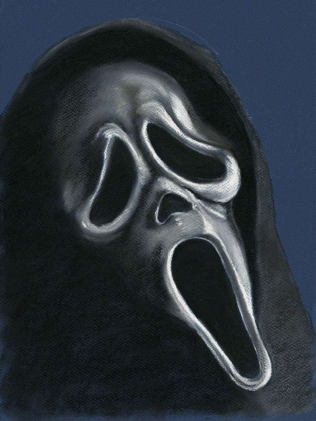 SCREAM - Ghostface - Art Print ART PRINT ChantalLauraHandley