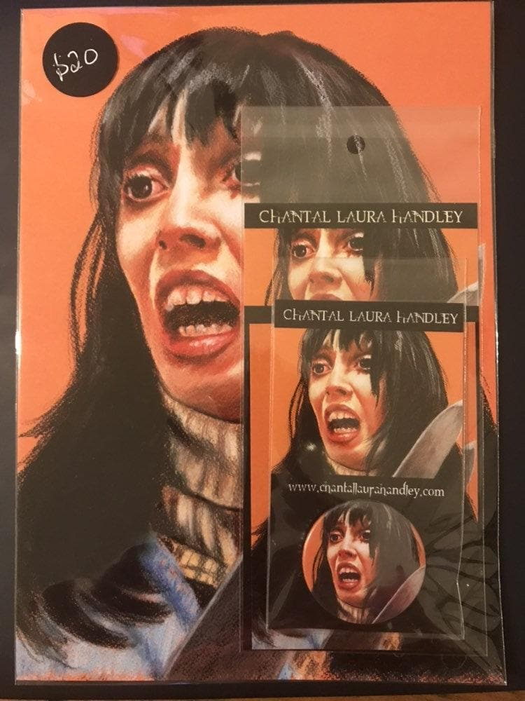 THE SHINING - Wendy Torrance Horror Packs HORROR PACK ChantalLauraHandley