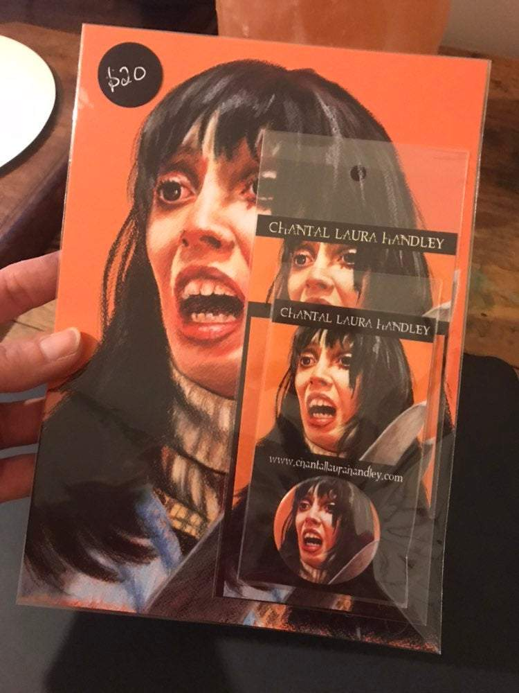 THE SHINING - Wendy Torrance Horror Packs - ChantalLauraHandley