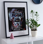THIRTEEN GHOSTS - Art Print - ChantalLauraHandley