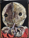 TRICK R TREAT - Original Pastel Artwork - ChantalLauraHandley