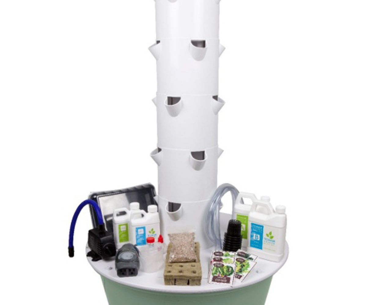 Tower Garden FLEX Growing System | $51.67 per month for 12 months
