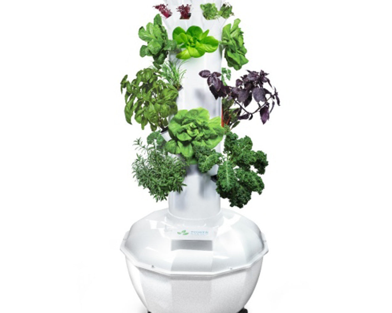 Tower Garden HOME Growing System (No Lights) | $55.83 per month for 12 months