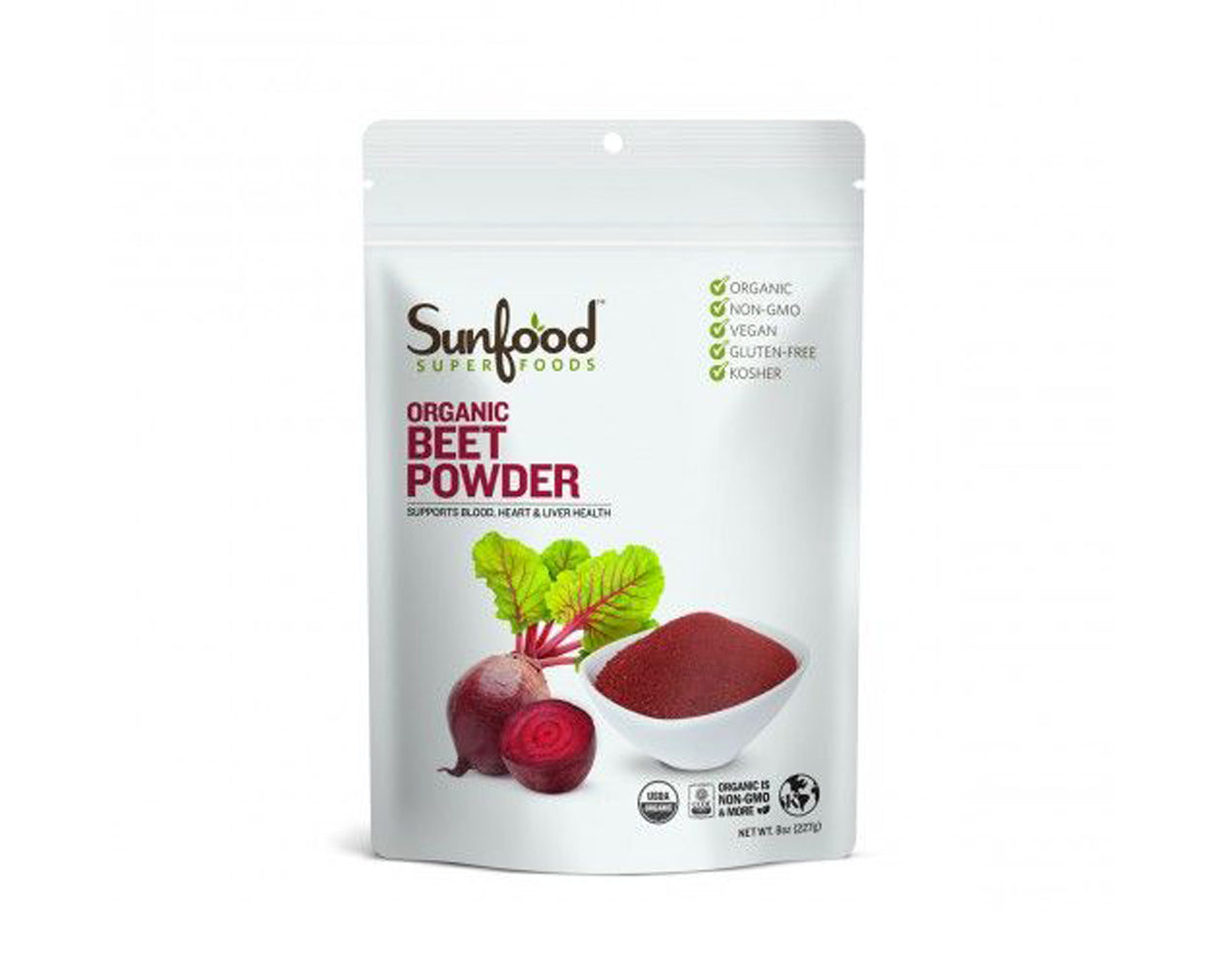 Beet Powder, 8oz, Organic